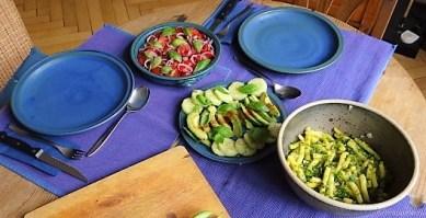 Salate und Ofenkartoffeln (21)