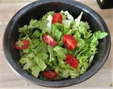 Zucchini Zoodles mit Gorgonzolasauce(13)