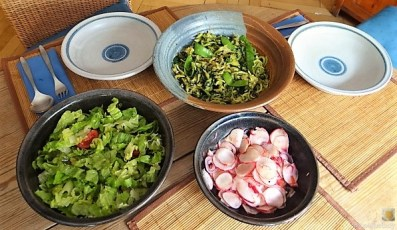 Zucchini Zoodles mit Gorgonzolasauce(21)