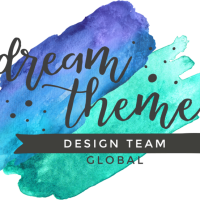 Dream Theme Blog Hop - Geburtstag