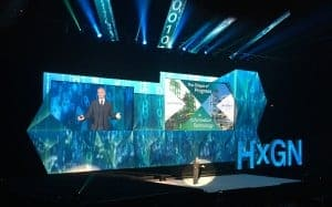HxGN Live: where software, data, sensors meet