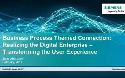 PLM Connection showcases the Digital Enterprise