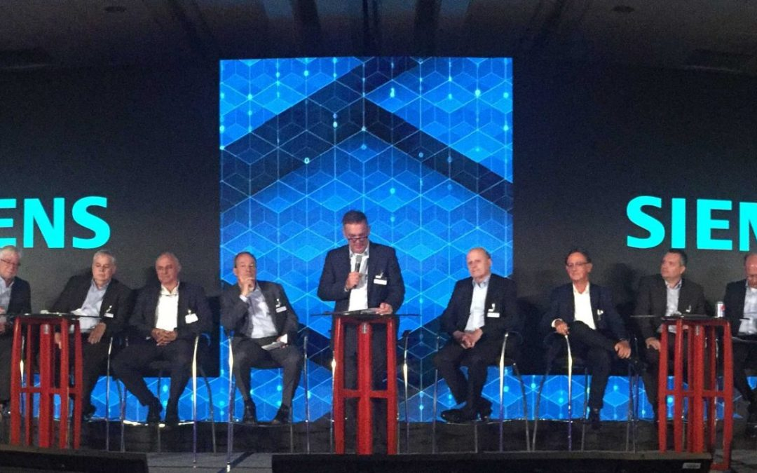 Siemens all in on digitalization and the digital twin