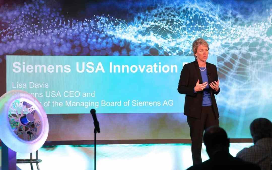 Siemens shines at Chicago's DMDII