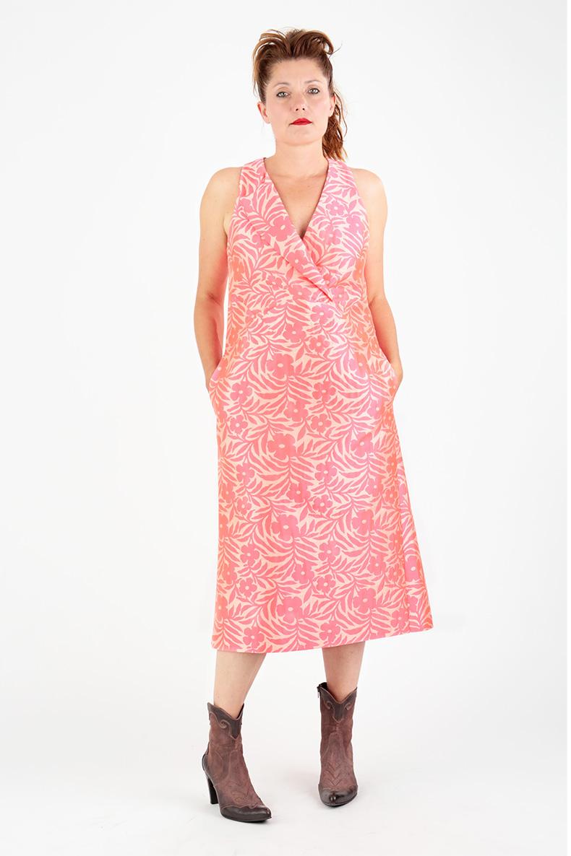 Schnittmuster Kleid Joy - Tank Top Style von vorne