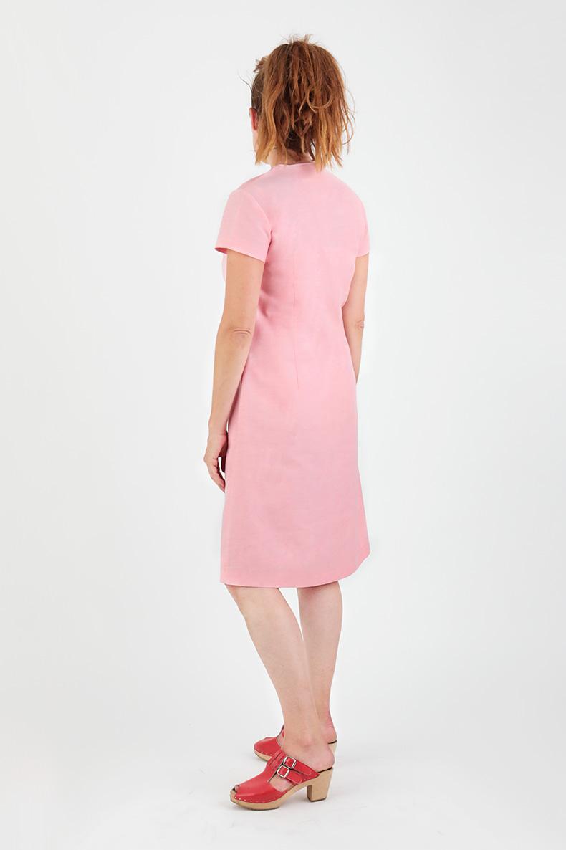 Schnittmuster Kleid Joy - mit Ärmeln von hinten