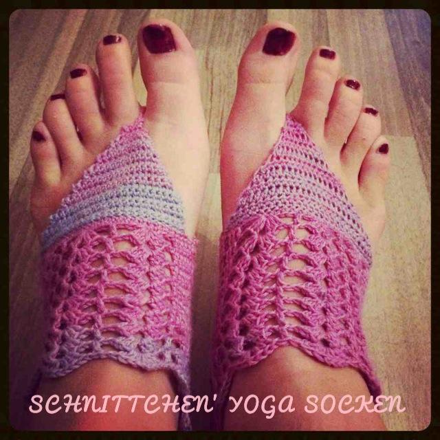 Schnittchen's Yoga Socken