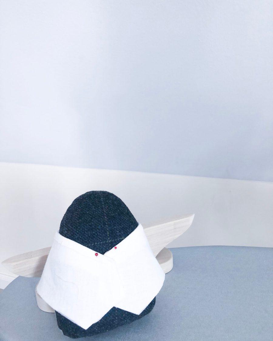 Schönen Kragen nähen - Tipps Schnittduett