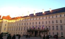 Prague-Hradzany-Palace