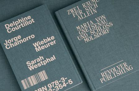 Publikation zu Schloss und Ausstellungsreihe