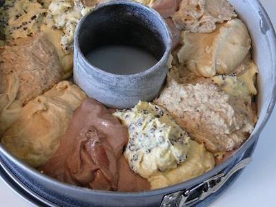 Marmorkranzkuchen