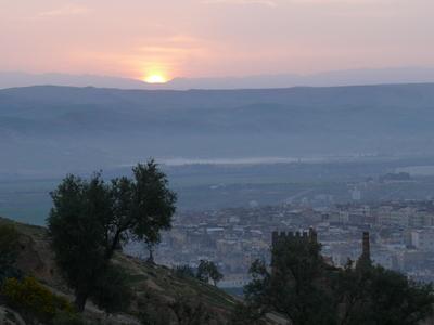 Sonnenaufgang_ber_der_medina_von_fe