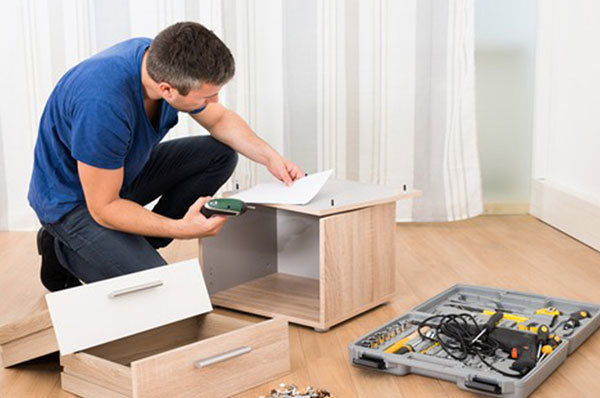 Schober Repair Services | Handyman Services Done Right - Assembly of furniture. If it has pieces, we will put it together!