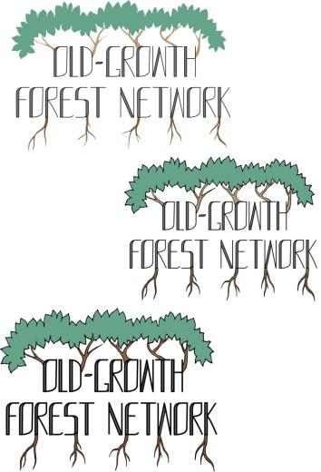 Old Growth Forest Logo development