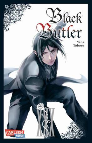 Black Butler 30 | Schöner morden mit dem Bundeslurch
