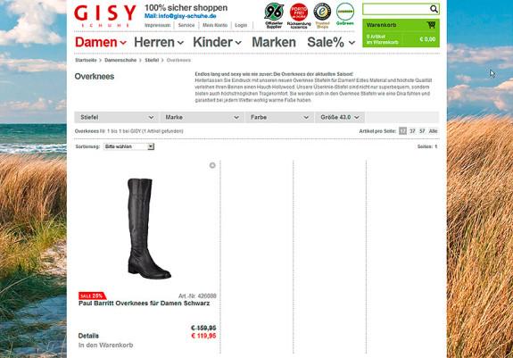 Stiefel mit langem schmalem XS Schaft. Gr. 42, 43, 44, 45,