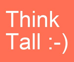 Think Tall