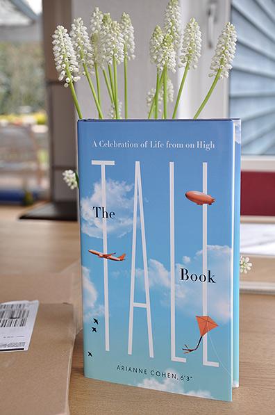 Das Tall Buch von Arianne Cohen