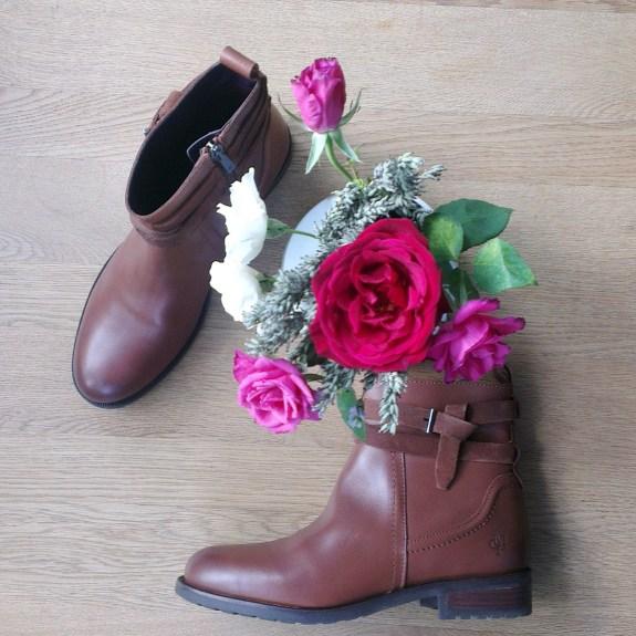 Booties von Marcopolo / Damenschuhe Übergröße
