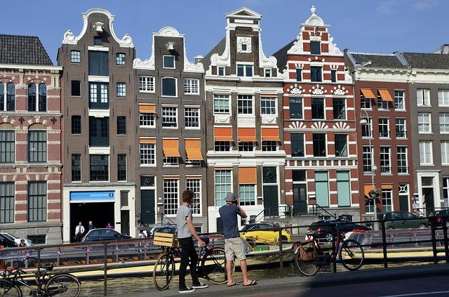Die größten Menschen der Welt leben in Holland