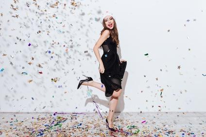 Party Outfits für große Frauen Weihnachten und Sylvester 2016