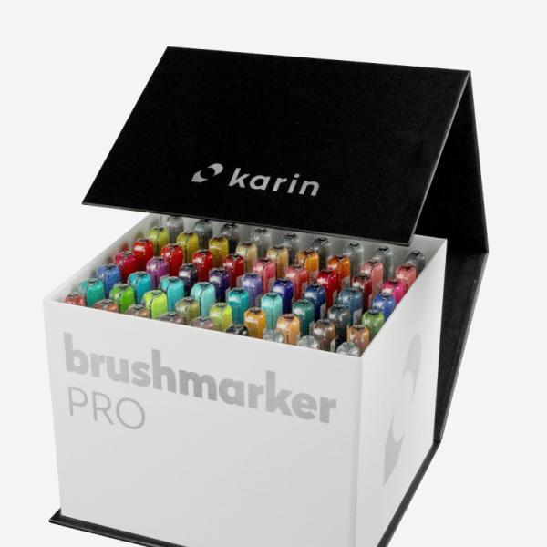 BrushmarkerPRO Mega Box Brush Pens