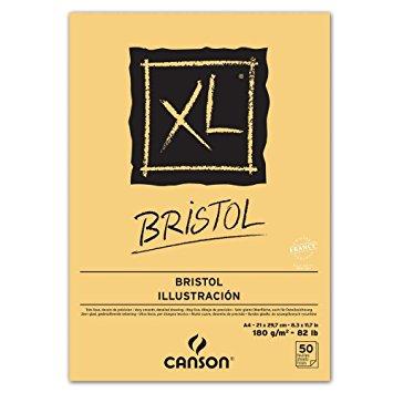 Canson Bristol 180g A4
