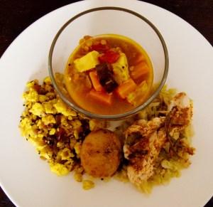Das leckere Indian Food