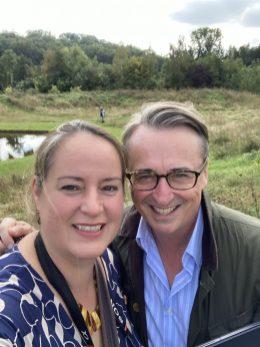Mit Horst von horst_sein_schrebergarten, Moderator für Gartensendungen beim rbb