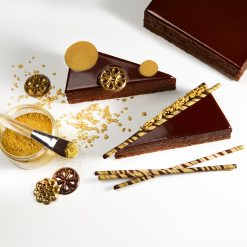 Schokoladendekorationen