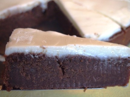Bitte, bitte noch ein Stück vom Guinness-Schoko-Kuchen...