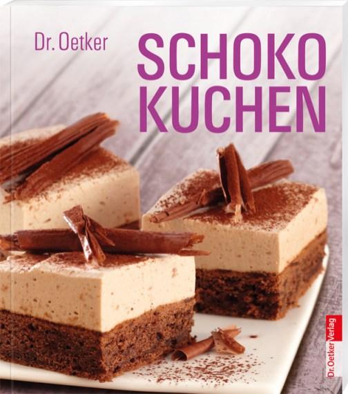 "Dr. Oetker Rezeptbuch ""Schokokuchen"""