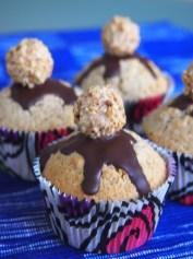 Für zwischendurch sind die Giotto-Muffins perfekt