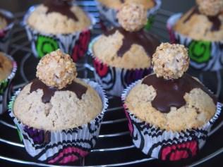 Hübsche Kerlchen, diese Giotto-Muffins