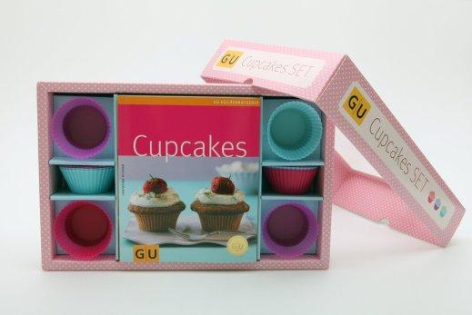 Platz 3: Cupcake-Set