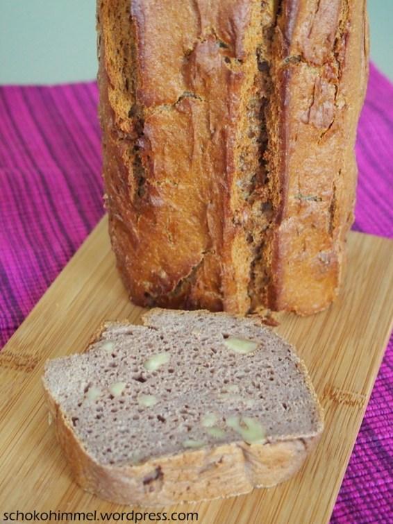Brotzeit... mit Walnuss-Roggen-Dinkel-Brot