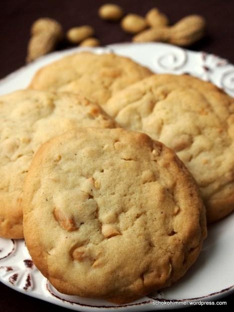 Doppelt Erdnuss hält besser: als Nuss und als Creme