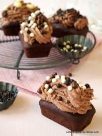 5-fache Schoko-Cupcakes - sooooo lecker!