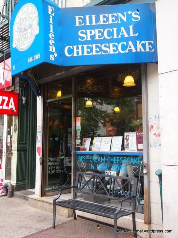 Eileen's Special Cheesecake ist eine Institution in New York