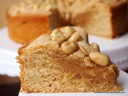 Ein Stück vom Glück: Peanutbutter-Brownie