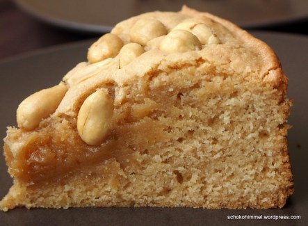 Süß, salzig, köstlich: Erdnussbutter-Brownie