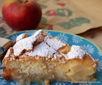 Herbstzeit ist Apfelkuchenzeit
