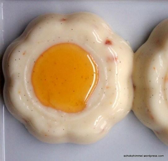 Nachtisch geht immer: Honig-Pudding