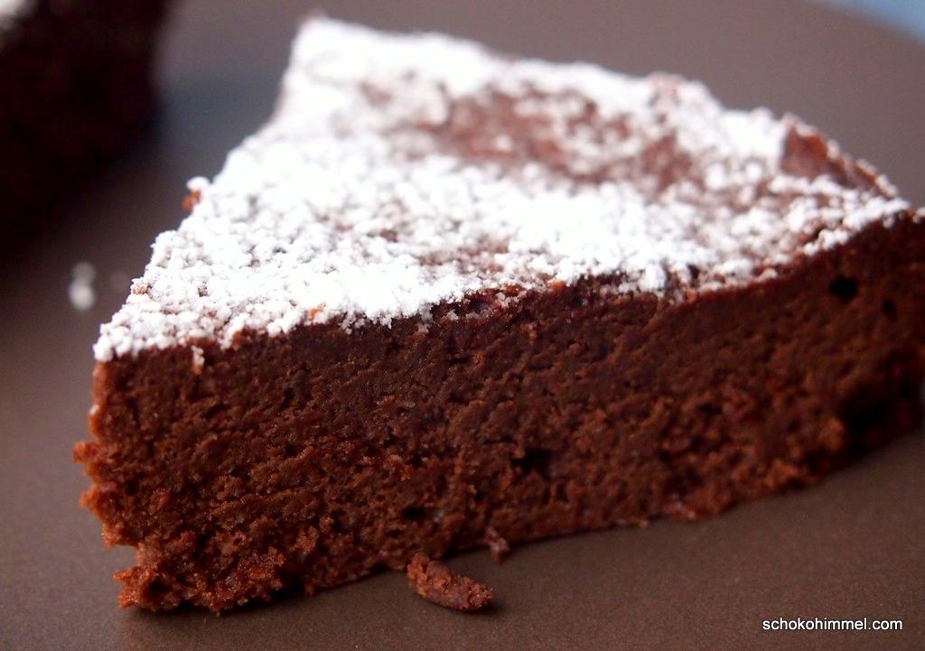 Italienische Torta Formosa – ein Kuchen wie Schoko-Mousse #KulinarischUmDieWelt
