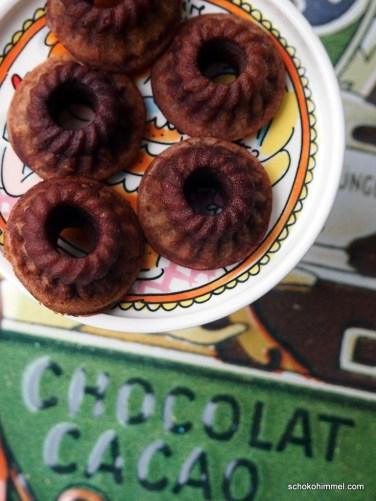 Mini-Gugel mit Kakao