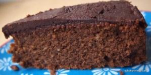 Schoko-Mandel-Kuchen: Triester Torte