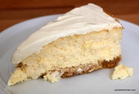 mächtiger NY Cheesecake