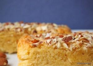 süß-salzige Mandel-Brownies
