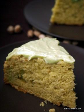 cremiger Avocado-Kuchen mit leckerem Topping