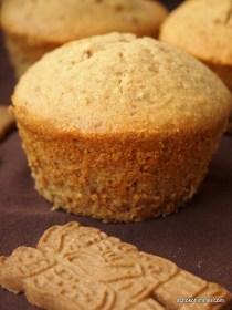 weihnachtliche Spekulatius-Muffins